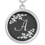Monograma Deco floral Grimpola Personalizada