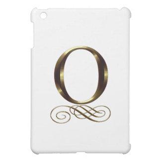 """Monograma del oro"""" O"""" del VIP"""