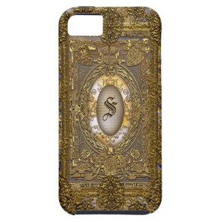 Monograma del Victorian de Salsbury Voltz iPhone 5 Fundas