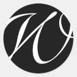 Monograma el Stickers| D1 Pegatinas