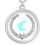 Monograma elegante joyerias personalizadas
