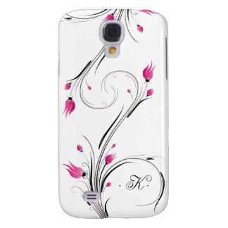 Monograma floral bonito 3G/3GS