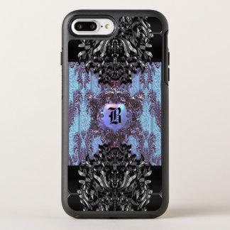 Monograma gótico de Twainlore Becca Funda OtterBox Symmetry Para iPhone 7 Plus