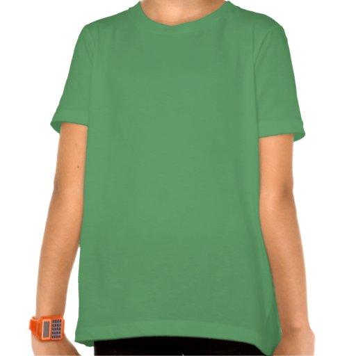 Monograma inicial K de la k del vintage Camiseta