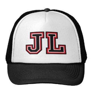 Monograma 'JL Gorros
