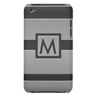 Monograma moderno del estilo iPod Case-Mate fundas