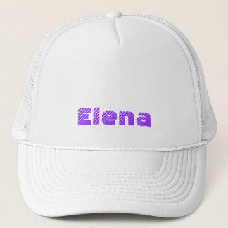Monograma violet of order soles in target trucker hat