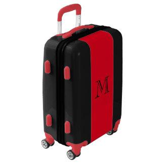 Monograma y color de encargo maletas