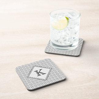 Monogramas de encargo por Modhome Posavasos De Bebida