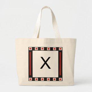 Monogrammed Beach Bags bag