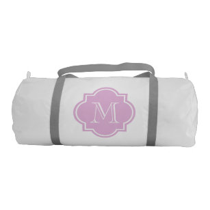 0dcdf44648bd Monogrammed duffle bags for women and girls sports