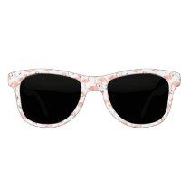 Monogrammed | Flamingo Party Sunglasses