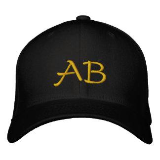 MONOGRAMMED HATS CAP