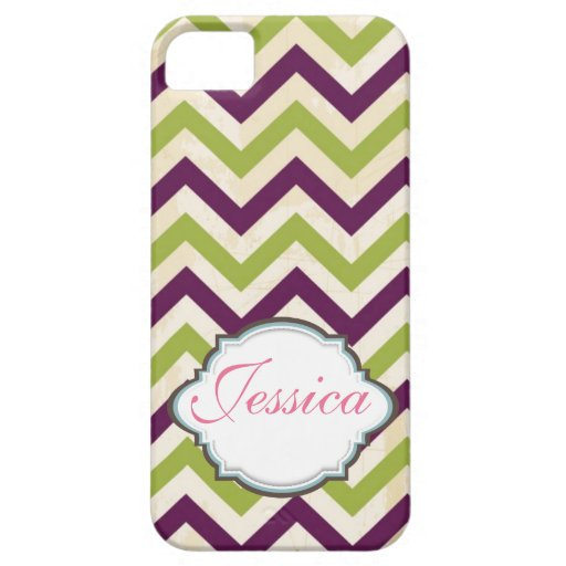 Monogrammed I Phone 5 Cases iPhone 5 Cover