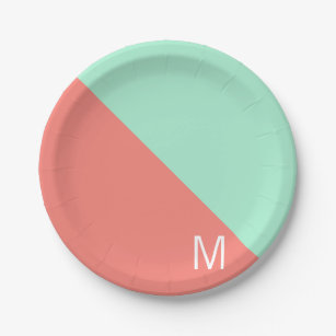Mint Green Color Block Gifts On Zazzle