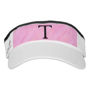 acb1eb6a Monogram Golf Hats & Caps | Zazzle