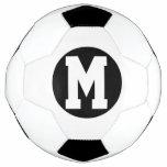 Monogrammed Soccer Ball