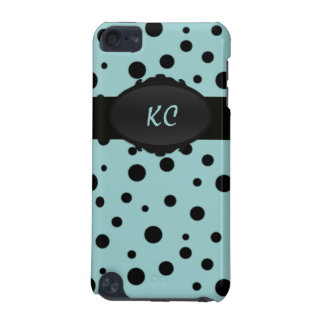 Monogrammed Spots iPod Touch 5G Case