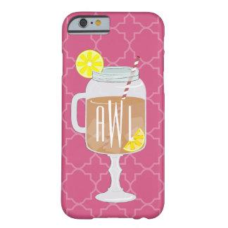 Sweet tea iphone cases covers zazzle - Stemmed mason jars ...