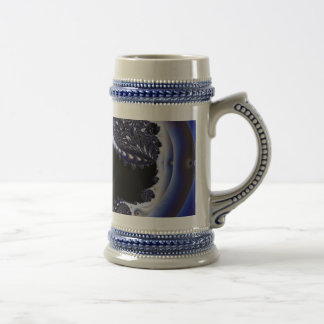 "Monogrammed Stine Letter ""Q"" Coffee Mugs"