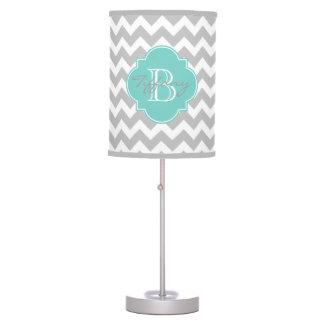 Monogrammed Table Lamp