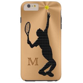 Monogrammed Tennis iPhone 6 Case for Men