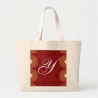 Monogrammed Totes bag