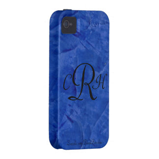 Monograms Faux Finishes Patterns iPhone 4 Cases