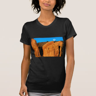 Monolith under the Moon T-Shirt