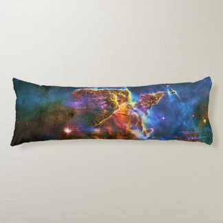 Monongram Mystic Mountains - Carina Nebula Body Pillow