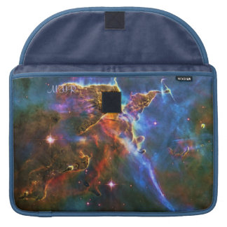 Monongram Mystic Mountains - Carina Nebula MacBook Pro Sleeve