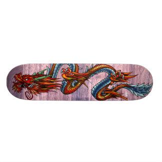 Monopatín 1 del dragón patinetas personalizadas