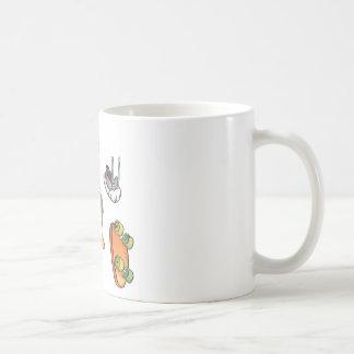 Monopatín #5 tazas de café