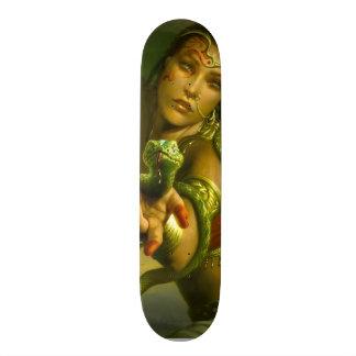 Monopatín árabe de la diosa patinetas personalizadas