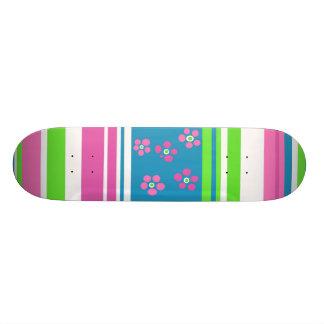 Monopatín bonito 1 de los chicas de Hannah Skate Board