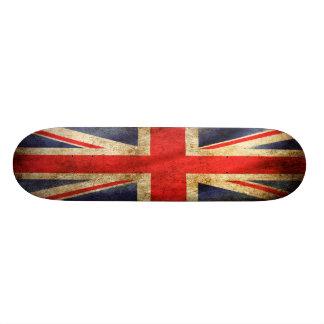 Monopatín BRITÁNICO Skate Board
