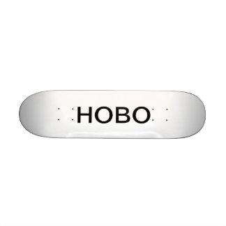 "Monopatín clásico del HOBO Patineta 8 1/8"""