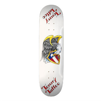 Monopatín de American Eagle Skateboards