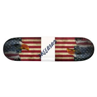 "Monopatín de American Eagle Patineta 7 7/8"""