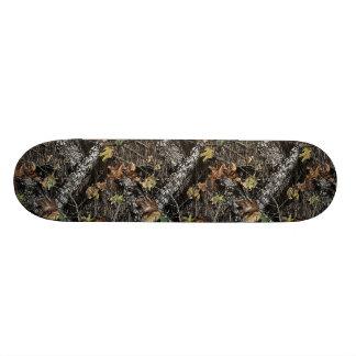 Monopatín de Camo Tabla De Skate