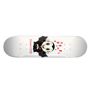 Monopatín de Cute® de la cuenta Tabla De Skate