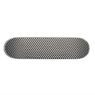 Monopatín de dos sombras del tono patines