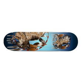 Monopatín de Dreamcatcher del halcón del vuelo Patinetas Personalizadas