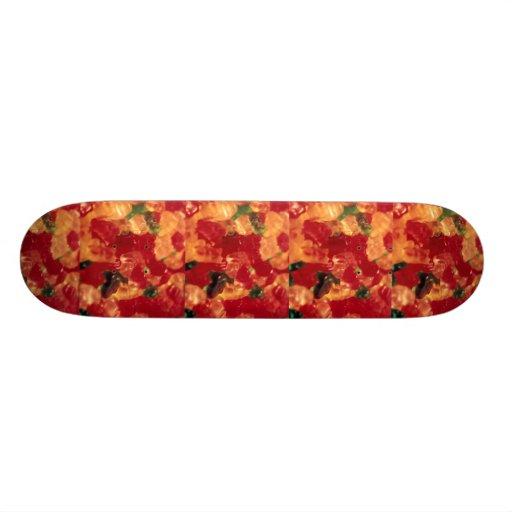 Monopatín de Gummies Tabla De Skate