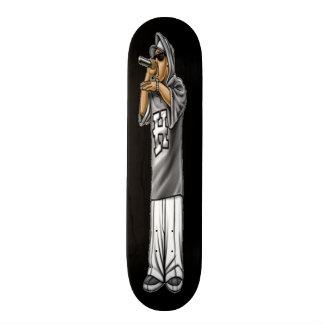 Monopatín de Hustlin Skate Boards