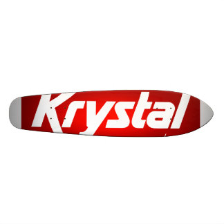 Monopatín de Krystal Monopatin Personalizado