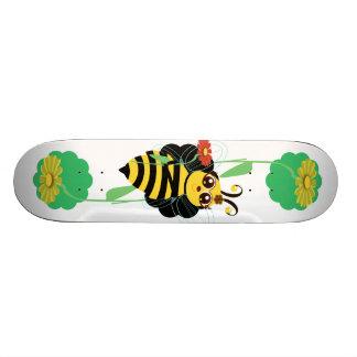 Monopatín de la abeja de Toon de la miel Patin