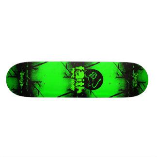 Monopatín de la fe patines personalizados