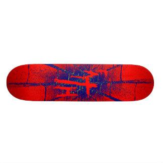 """Monopatín de la fe patineta 7 3/8"""""""