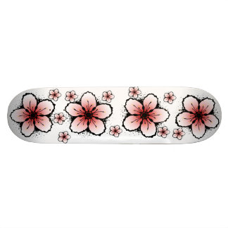 Monopatín de la flor de cerezo